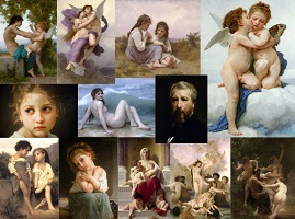 Puzzle Bouguereau William