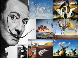 Puzzle Dalí Salvador