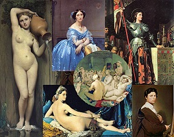 Puzzle Ingres Jean-Auguste-Dominique