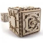 Ugears-12022 Puzzle 3D en Bois - Safe
