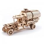 Ugears-12030 Puzzle 3D en Bois - Tanker