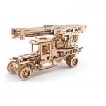 Ugears-12031 Puzzle 3D en Bois - Fire Ladder