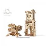 Puzzle 3D en Bois - Archballista-Tower