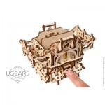 Puzzle 3D en Bois - Deck Box