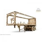 Puzzle 3D en Bois - Remorque pour Camion Heavy Boy Truck VM-03