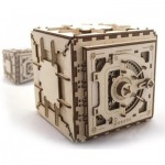 Puzzle 3D en Bois - Safe