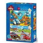 2 Puzzles - Rescue