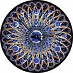 Art-Puzzle-4149 Puzzle Horloge - My Pupil (Pile non fournie)