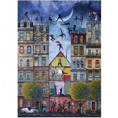 Puzzle Art-Puzzle-4199 Rue de Rêve