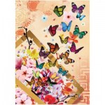 Puzzle  Art-Puzzle-4200 Papillons