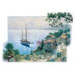 Puzzle  Art-Puzzle-4206 The Bay