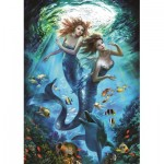 Puzzle  Art-Puzzle-4209 Sirènes