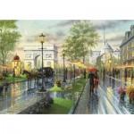 Puzzle  Art-Puzzle-4225 Spring Walk, Paris