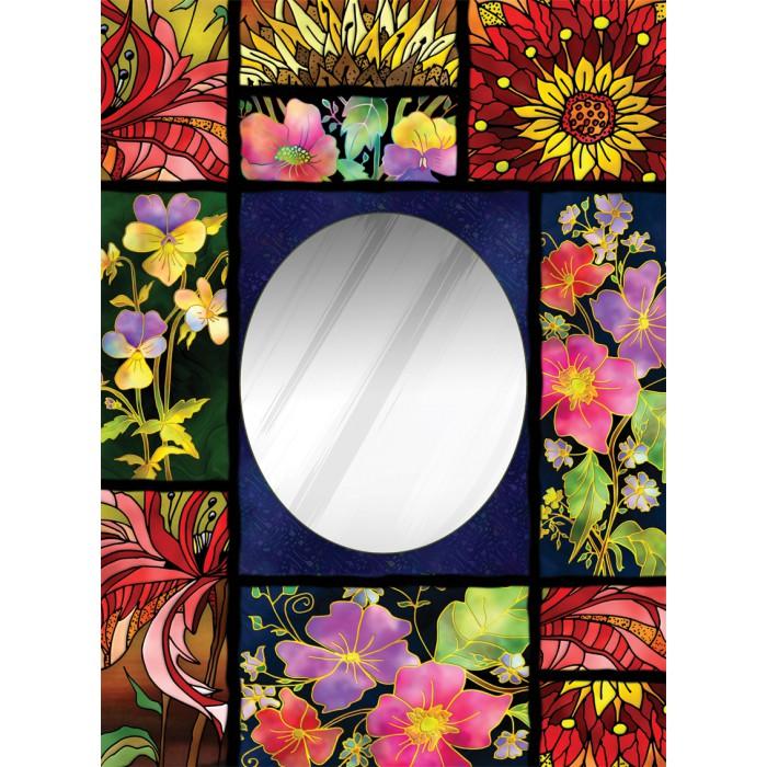 Puzzle Miroir - Patchwork