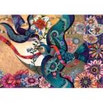 Puzzle  Art-Puzzle-4277 David Galchutt - The Birds