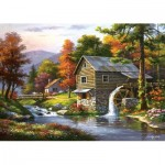 Puzzle  Art-Puzzle-4287 Le Moulin
