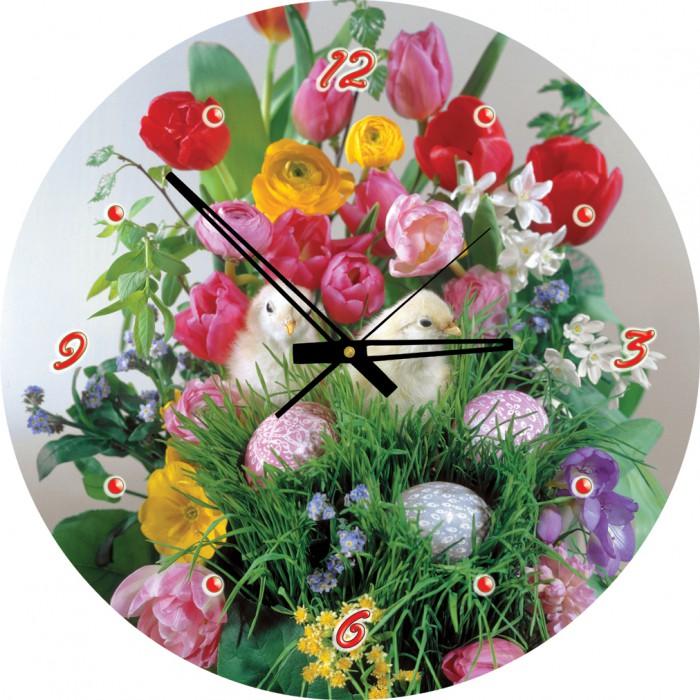 Puzzle Horloge - Tu sais que je t'aime (Pile non fournie)