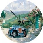 Art-Puzzle-4296 Puzzle Horloge - Ma Fierté (Pile non fournie)