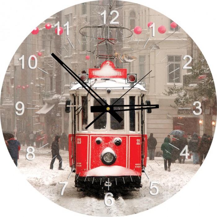 Puzzle Horloge - Beyoglu, Turquie (Pile non fournie)