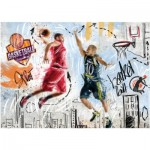 Puzzle  Art-Puzzle-4380 Streetball