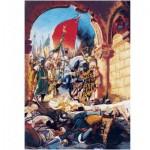 Puzzle  Art-Puzzle-4385 Conquête d'Istanbul