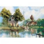 Puzzle  Art-Puzzle-4386 Back Home