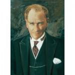 Puzzle  Art-Puzzle-4402 Portrait de Ghazi Mustafa Kemal Atatürk