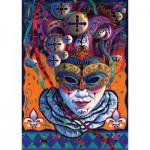 Puzzle  Art-Puzzle-4460 Carnaval