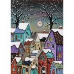 Puzzle  Art-Puzzle-4462 21 Heures