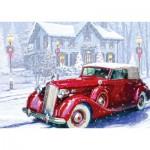Puzzle  Art-Puzzle-4464 Vintage Car