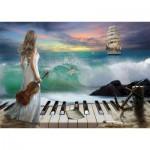 Puzzle  Art-Puzzle-4468 Sea Symphony