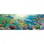 Puzzle  Art-Puzzle-4474 Underwater Paradise