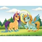 Puzzle  Art-Puzzle-4500 Pièces XXL - Little Pegasus