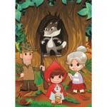 Puzzle  Art-Puzzle-4503 Pièces XXL - Le Petit Chaperon Rouge