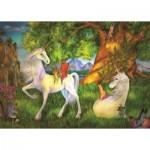 Puzzle  Art-Puzzle-4512 Licornes