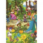Puzzle  Art-Puzzle-4524 King