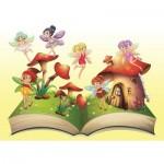 Puzzle  Art-Puzzle-4533 Little Fairy