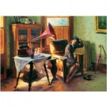 Puzzle  Art-Puzzle-4540 Phonographe