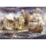 Puzzle  Art-Puzzle-4549 Guerre Navale