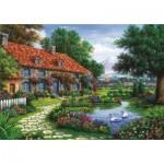 Puzzle  Art-Puzzle-4551 Le Jardin