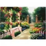 Puzzle  Art-Puzzle-4570 Jardin d'Eden