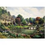 Puzzle  Art-Puzzle-4572 Cottage