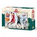 Puzzle  Art-Puzzle-4580 Basketball