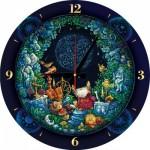 Art-Puzzle-5003 Puzzle Horloge - Astrologie (Pile non fournie)