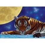 Puzzle  Art-Puzzle-5072 Moon Tiger