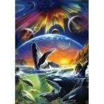Puzzle  Art-Puzzle-5085 Orka Universe