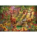 Puzzle  Art-Puzzle-5176 Forêt Enchantée