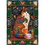 Puzzle  Art-Puzzle-5216 The Royal Cat