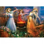 Puzzle  Art-Puzzle-5470 Fire Dance