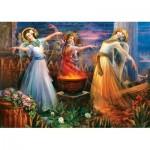 Puzzle  Art-Puzzle-5470 Fire Dance